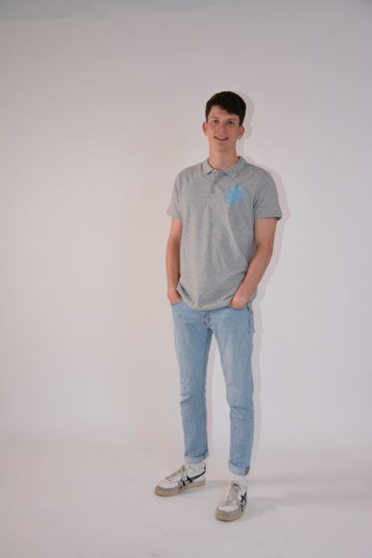 Citroboutique - Polo heather grey ricambi