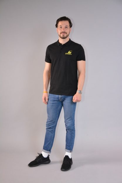 Citroboutique - polo black SM